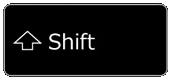 Shift(シフトキー)